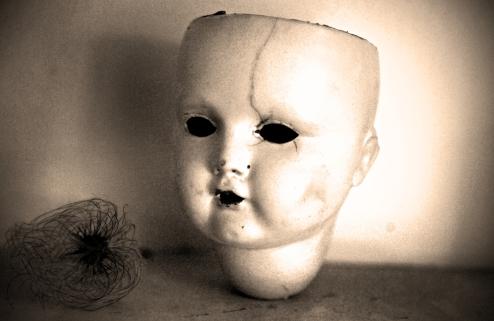 Dead Head [Sepia Print] (2013)